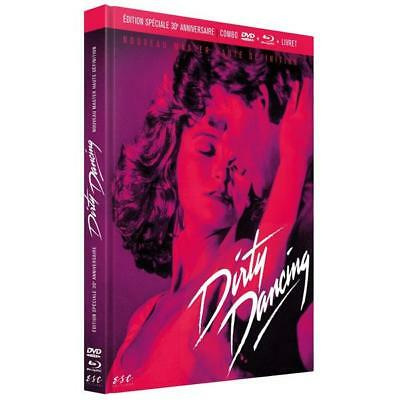 Blu-ray Dirty Dancing [Édition Spéciale 30ème Anniversaire Combo Blu-ray + DVD]