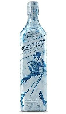 Johnnie Walker 750mlGame of Thrones Limited Edition Special Bottle Empty