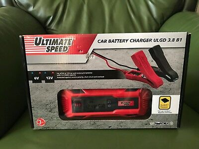 Car Battery charger ULGD 3.8 B1