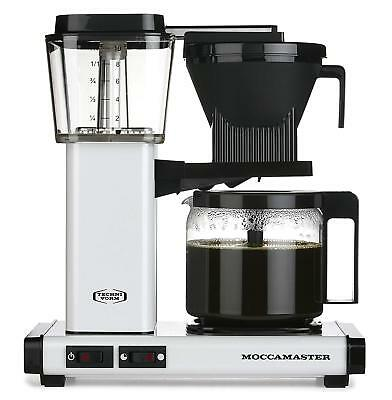 Moccamaster KBG 741 independent AO Completely automatic Coffee maker