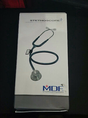 MDF Instrument Adult Acoustica Stethoscope (MDF-747XP) Pastel Blue