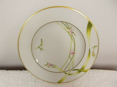 """Haviland Limoges Naief China Amaryllis Bread And Butter Plate 6 3/8"""""""