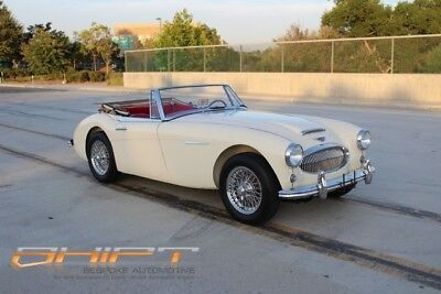 1963 Austin Healey 3000  1963 Austin Healey Mark II