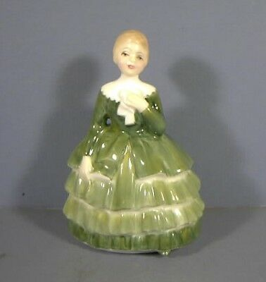 "4.5"" Figurine, Titled, Belle, HN2340, By Royal Doulton, COPR.1967, Estate Col"
