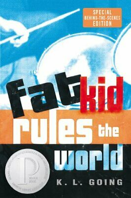 Fat Kid Rules the World by Going, K L Book The Cheap Fast Free Post