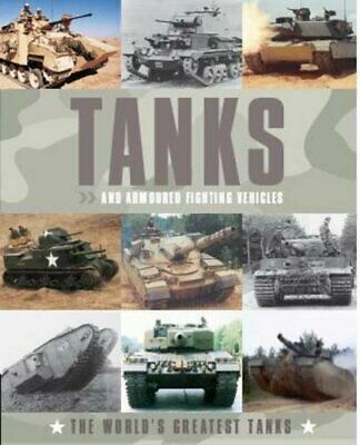 Tanks and AFVs Hardback Book The Cheap Fast Free Post