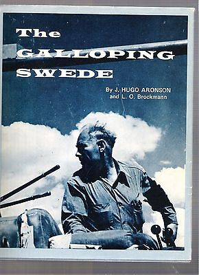 The Galloping Swede (Autographed) By Author, Former Montana Governor