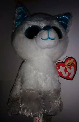 TY BEANIE BOOS - FROST the Arctic Fox (6 Inch)(2017 Exclusive) NEW ... 86aac15094c2
