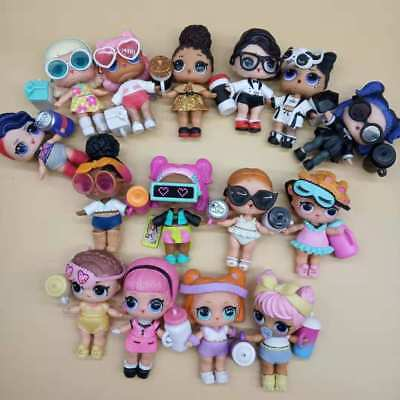 LOL Surprise Dolls Punk boi Unicorn Madame Queen Series 3 Kids Toy Gift pick urs
