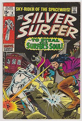 Silver Surfer #9, Fine Condition