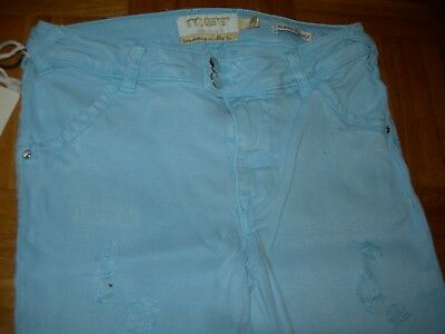 Jeans Met Bambina Tg 8 Anni - Met Jeans Girl Size 8 Years - 100% Made In Italy