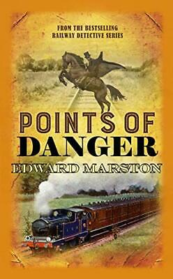 Points of Danger (Railway Detective) by Marston, Edward Book The Cheap Fast Free