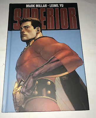 SUPERIOR di Mark Millar e Leinil Francis Yu (100% SUPER BEST) Panini Comics