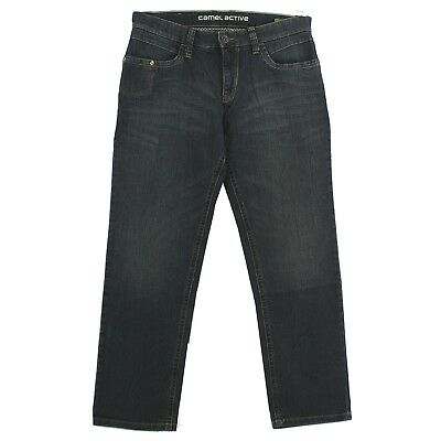 CAMEL ACTIVE HOUSTON Herren 5-Pocket Jeans in Stone Blue Stretch ... 3cbb8993d3
