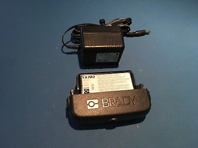 Brady Id Pro Battery Pack