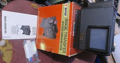 DMC Stereo Sound Mixing Image Transfer system 4 in 1 in box