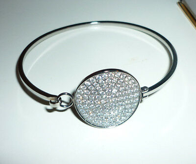 Jewelry & Watches Silber Armband Geschnitzte Hand Profil Runde Precious Metal Without Stones