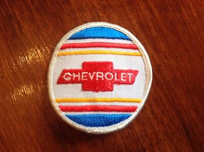 Vintage Chevrolet Chevy Patch