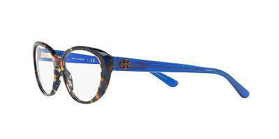Authentic Tory Burch 0TY 2079 1683 BLUE FLAKE TORT Eyeglasses