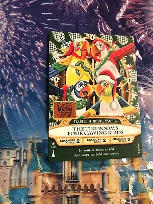 Mickey's Very Merry Christmas Party Sorcerers Of The Magic Kingdom Card 2018