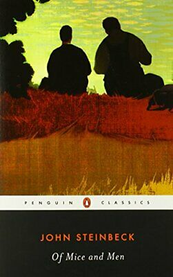 Of Mice And Men (Penguin Great Books of the 20th Century) by Steinbeck Book The