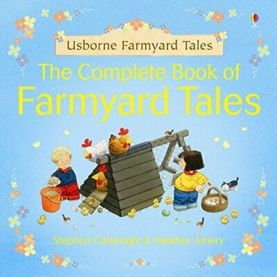 Complete Farmyard Tales with CD by Amery, Heather Mixed media product Book The