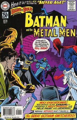 Silver Age: The Brave and the Bold #1 NM 2000 DC Batman Metal Men Comic Book