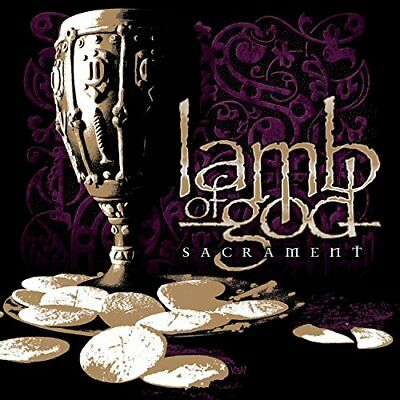 Sacrament (Clean) Lamb of God CD