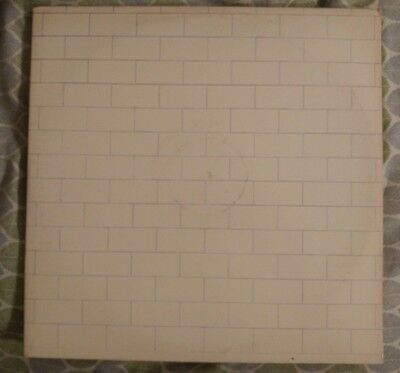 Pink Floyd The Wall Original US Columbia PC2 36183 LP VG+ TO EX