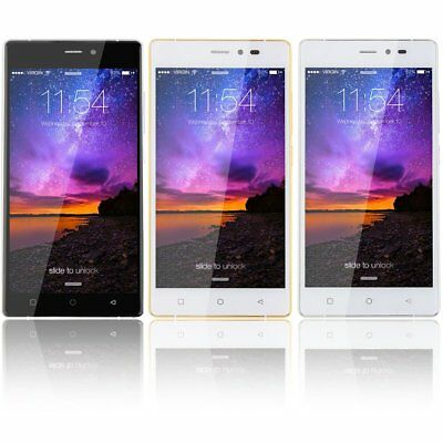 5.0 inch 3G Smartphone Android 5.1 MTK 6580 1GB+8GB Dual Camera Mobile Phone QO