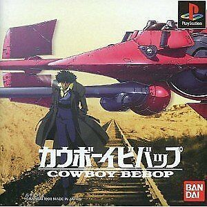 USED PS1 PS PlayStation 1 ​​Cowboy Bebop