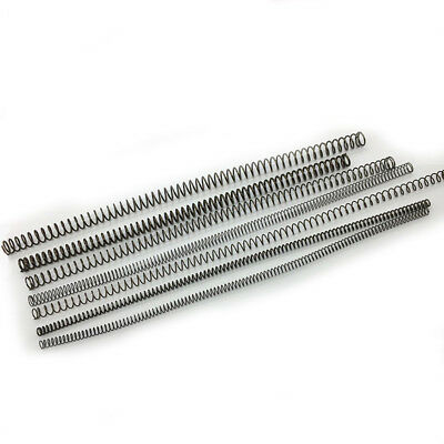 300mm Length Compression Spring 8-35mm Outer Dia. 1.4/1.5/1.6/1.8/2mm Wire Dia.