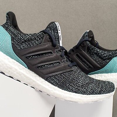 982752badfedd Adidas Running Ultraboost Parley for the Ocean Lifestyle Men Recycled New  CG3673