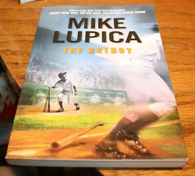 The Batboy  Mike Lupica   (AR)