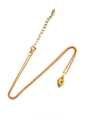 Marius Creati collana in argento-rosato bronzo / necklace in rose gold-plated