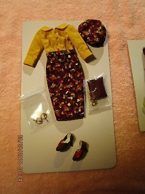 Tonner Tiny Kitty & Madame Alexander Autumn  outfit for10 inch