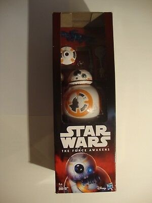 "Star wars the Force Awakens 8"" BB8 titan hero action figure."