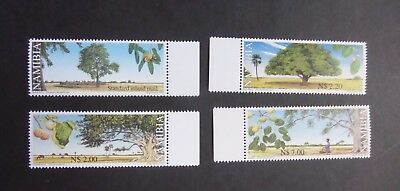 Namibia 2000 Trees With Nutritional Value SG873/76 MNH UM unmounted mint