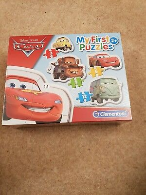 Disney Pixar Cars My First Puzzles 2 years +