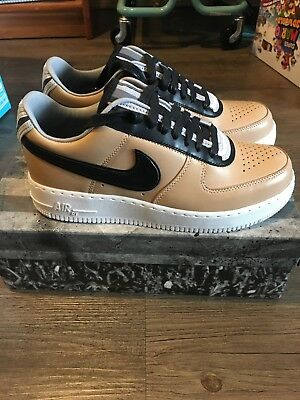 8a830af9a83 2014 Nike Air Force 1 One SP Riccardo Tisci Low Vachetta Tan Mens Size 7