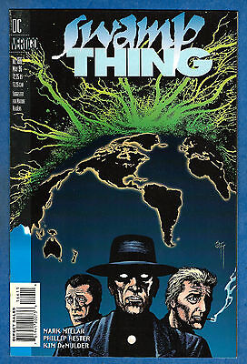 SWAMP THING # 166 (2nd Series) - DC 1996  (fn-vf)  B
