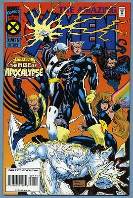 Amazing X-Men #1 1995 Age of Apocalypse Andy Kubert Marvel Comics