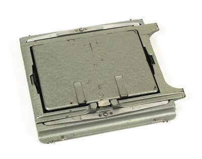 4x5 Graflex Graphic View Spring Back with Ground Glass, and Focusing Hood