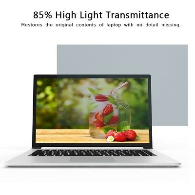 """Anti-Scratch 11.6""""/12""""/13"""" 16:9 Laptop Tablet PC Screen Protector Film Cover DH"""