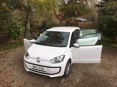 2013 VW Up (Move Up) 5 Door with Air Conditioning. 1 Lady Owner. 61,000 miles