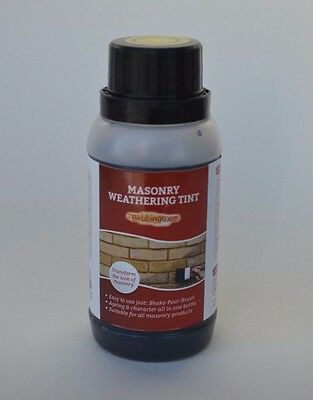 Bebbington's Brick, Masonry & Mortar Weathering Tint 150ml