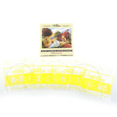 Musiclily Alice Nylon Classical Guitar Strings Set