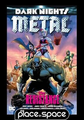 Dark Knight Metal The Resistance - Softcover