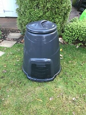 Blackwall 220 Litre Compost Composting Bin Used
