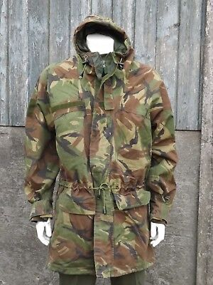 b33c1d8573f1a ARMY SURPLUS/MILITARY DUTCH Gortex Combat Jacket Chest 50 With Hood ...